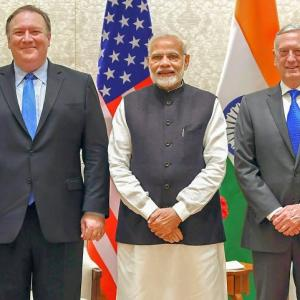 India-US ties: COMCASA and CAATSA are equally important
