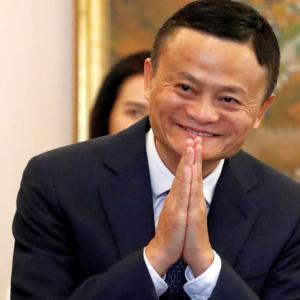 Alibaba's Jack Ma to step down in 2019, names company CEO as successor
