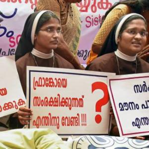 As protests enter 5th day, Kerala cops may summon rape-accused bishop