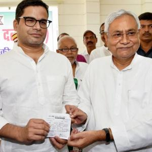 How Prashant Kishor is helping Nitish's JD-U