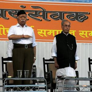 'No one in the RSS questions the Constitution anymore'