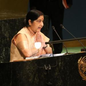 Top quotes: What Sushma Swaraj said at UNGA