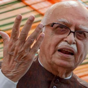 BJP never regarded dissenters as anti-national: Advani