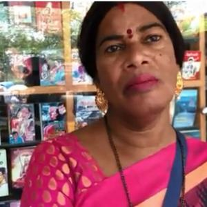 Transgender in Chennai South hopes to make history