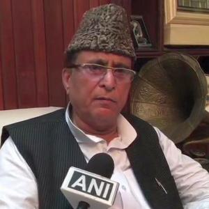FIR against Azam Khan over 'khaki underwear' remark