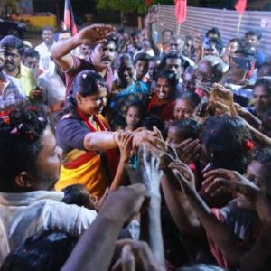 For Kanimozhi, Thoothukudi seems an easy win