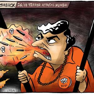 Uttam's Take: Has BJP forgotten 26/11?