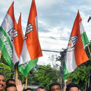 Congress divided over govt's move to scrap Article 370