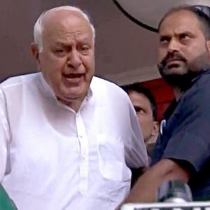 Detained at home, says Farooq; Shah rejects claim