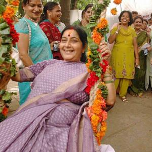 Sushma Swaraj: Extraordinary leader with many firsts