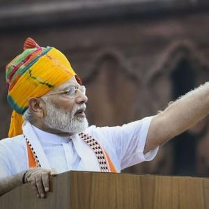 PM on I-Day: 1 Nation, 1 Constitution is reality