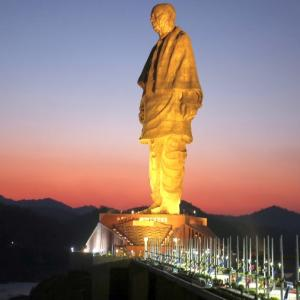 Statue of Unity among 'greatest places in the world'