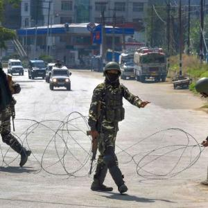 How India upstaged Pak effort to internationalise J-K
