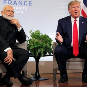 Modi, Trump agree Kashmir is a bilateral issue