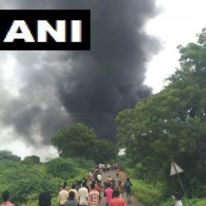 13 killed in Maharashtra chemical factory explosion