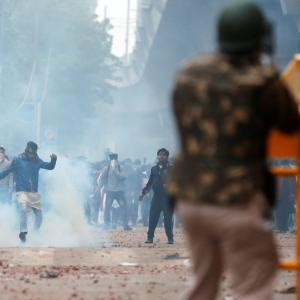Jamia protests: 2 admitted with 'gunshot injuries'