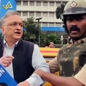 Guha detained: CM asks cops to exercise restraint