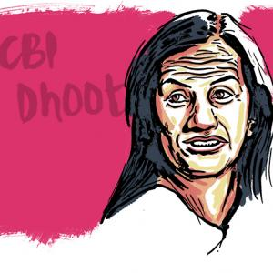 Alas, Kochhar is NOT kosher