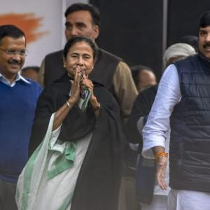 Mamata, Kejriwal to attend Modi's swearing-in ceremony