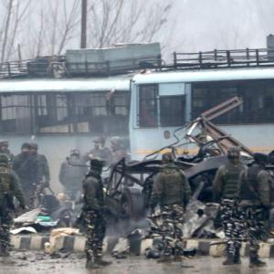40 CRPF personnel killed as Jaish terrorists attack convoy in Pulwama