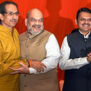 BJP-Sena to contest Lok Sabha, assembly polls jointly