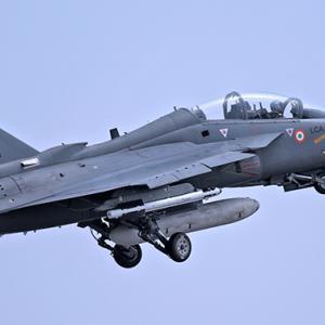 Will Tejas beat Pak, Korean jets in Malaysia? - Rediff com