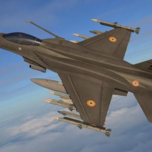 Why is the F-21 being offered to India?