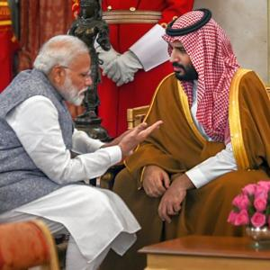 At PM's request, Saudi Crown Prince orders release of 850 Indian prisoners