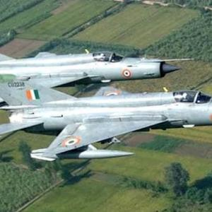 'Don't ask pilots to fly MiG-21s'