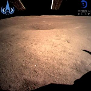 China's lunar rover creates first 'footprint' on the far side of the moon
