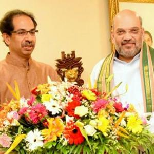 Will Amit Shah meet Uddhav Thackeray on Oct 30?