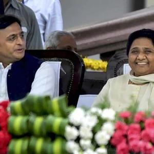 Why Mayawati-Akhilesh alliance worries BJP