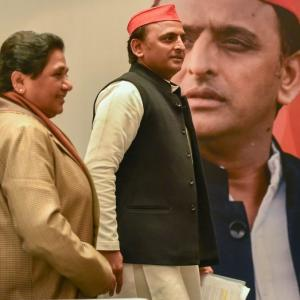 Why Congress was not included in SP-BSP alliance