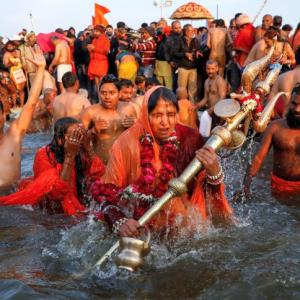 Kumbh Mela: Festival to end all other festivals