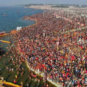 At Rs 4,200 crore, this year's Kumbh Mela costliest ever