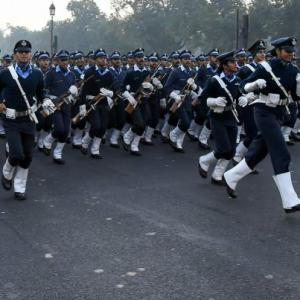 Will be fulfilling my dad's dream: Head of IAF contingent for R-Day parade