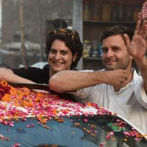 Priyanka Gandhi: From background to forefront