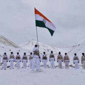 From Ladakh to Prayagraj, India celebrates 70th R-Day