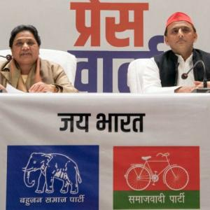 BSP, SP to fight bypolls alone; but gathbandhan stays