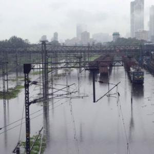 Mumbai paralysed as it gets highest rainfall in decade