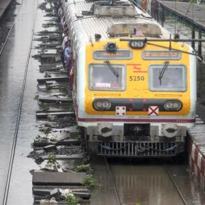 Rain gods wreak havoc in Mumbai