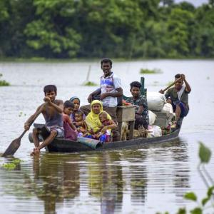 7 dead, over 14 lakh affected in Assam flood