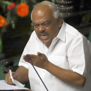Always ready to talk it out: Meet Karnataka's Speaker