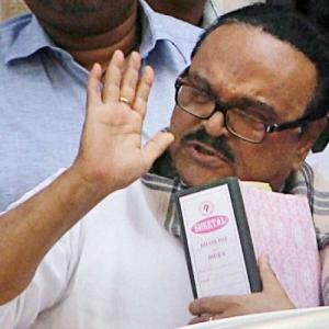 I am not joining Sena: Bhujbal