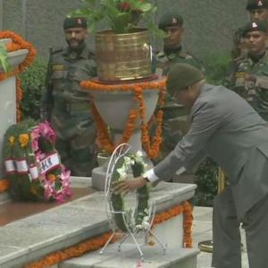 PHOTOS: Paying homage to the Kargil Martyrs