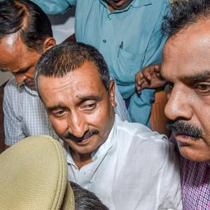 CBI books BJP MLA Sengar, 10 others in Unnao case