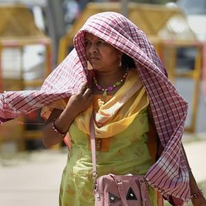 Heat wave grips India, Raj's Churu crosses 50-degree mark