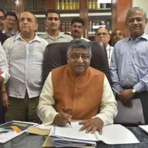 'Not a post office but stakeholder': Prasad's day out
