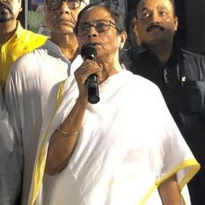 Mamata refuses to attend 'fruitless' Niti Aayog meet
