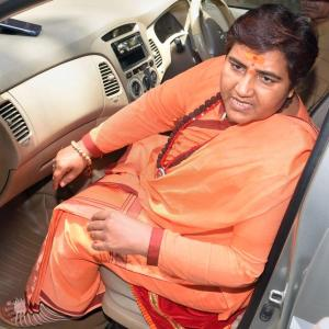 In court, Pragya says didn't know about Malegaon blast